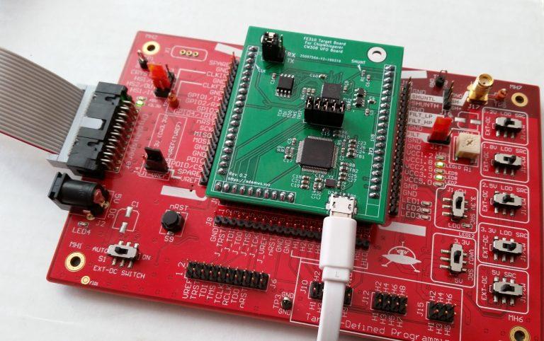 RISC-V target for ChipWhisperer bringup – Myrelabs